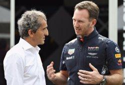 """Horner reprocha que Renault les proporcione un motor """"por debajo de la media"""""""