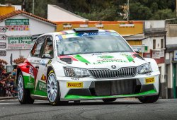 Marijan Griebel se gana un World Rally Car en el U28
