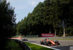 McLaren busca un trueque de motores con Toro Rosso
