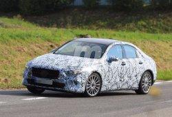 Mercedes Clase A Sedán: primeras imágenes de la nueva berlina compacta