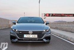 Prueba Volkswagen Arteon: buscando su límite en el Circuito Fortuna Motor Sport