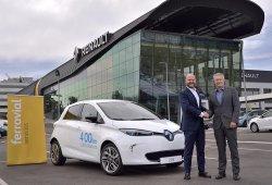 Renault y Ferrovial crean un nuevo servicio de carsharing en Madrid