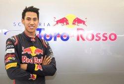 Sean Gelael participará en cuatro GP de 2017 con Toro Rosso