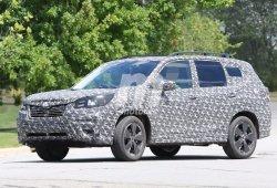 Subaru Forester 2019: un primer vistazo a la nueva generación