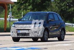 Suzuki Vitara 2018: continúa el desarrollo del lavado de cara del SUV nipón