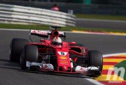 """Vettel: """"No estoy del todo contento con el coche"""""""