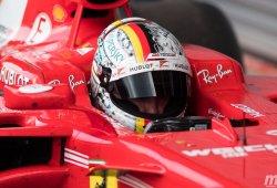 """Vettel cree que no renovar con Ferrari era un """"sinsentido"""""""