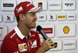 Vettel no espera novedades sobre su futuro hasta después de Monza