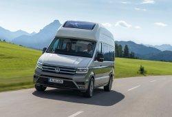 Volkswagen California XXL: con la casa a cuestas