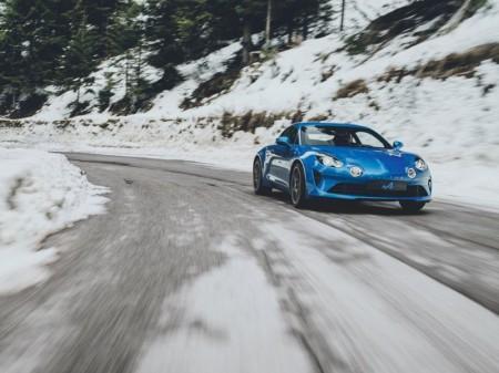 Alpine A110 Cup: 'copero' con posibilidades