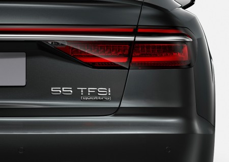 Audi estrena nuevo sistema de nomenclaturas por potencia