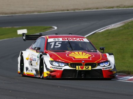 Augusto Farfus se anota el FP1 del DTM en Zandvoort