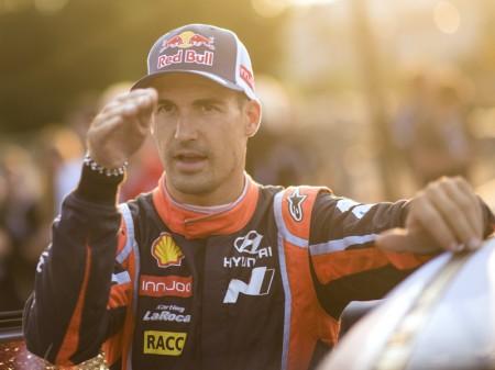 """Sordo: """"Quiero cazar un podio en el Rally de Alemania"""""""