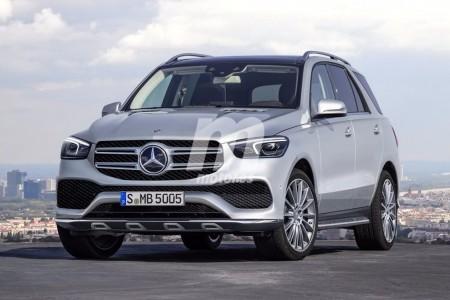 El diseño del Mercedes Clase GLE 2019 anticipado con esta recreación