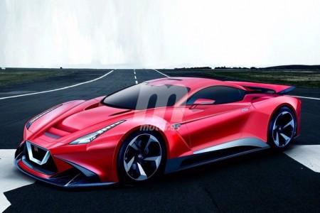 ¿Cómo será la nueva generación del Nissan GT-R? Te adelantamos su diseño