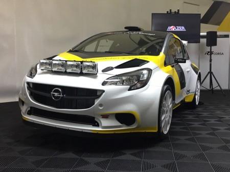Opel desestima homologar el Opel Corsa R5 de Holzer