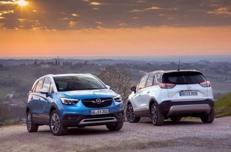 El nuevo Opel Crossland X supera la barrera de los 50.000 pedidos