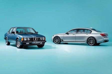 El nuevo BMW Serie 7 Edición 40 Aniversario ya tiene precio