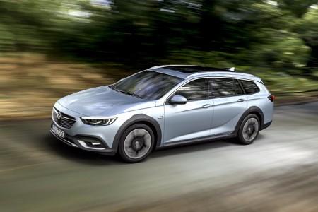 El nuevo Opel Insignia Country Tourer 2018 ya tiene precios en España