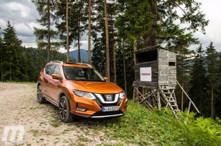 Prueba Nissan X-Trail 2017