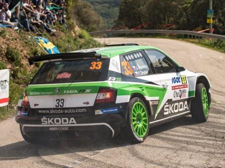 Skoda busca la doble corona de WRC2 en el asfalto alemán