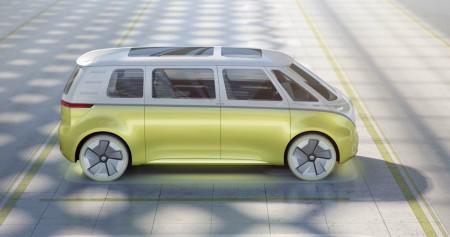 Volkswagen revela nuevos detalles del I.D. Buzz de producción