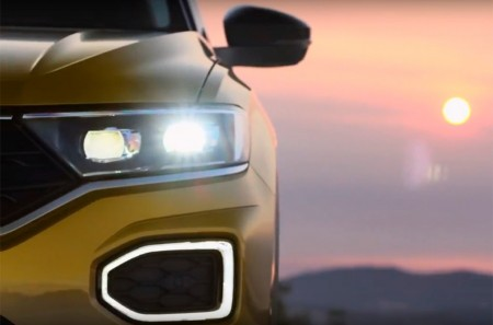 El esperado Volkswagen T-ROC se insinúa en este nuevo vídeo