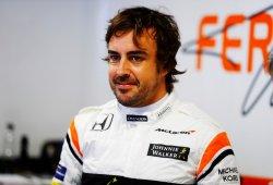 Alonso insinúa que seguirá en McLaren, pero no lo anunciará antes de Suzuka