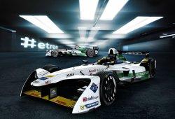 Audi Sport aterriza en la Fórmula E con el e-tron FE04