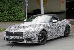 El BMW Z4 nos muestra sus atrevidas ópticas definitivas