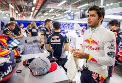 """Sainz: """"Lo único que sé es que voy a terminar la temporada con Toro Rosso"""""""