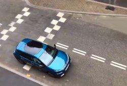 El nuevo Citroën C4 Cactus 2018 cazado totalmente al descubierto