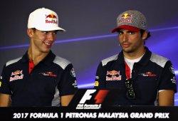 """Gasly: """"No sé cuántas carreras haré, me concentro en aprender de Sainz"""""""