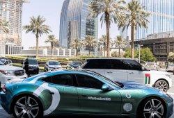 Dubai potenciará la compra de coches eléctricos