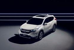 El Honda CR-V Hybrid Prototype debuta en el Salón de Frankfurt