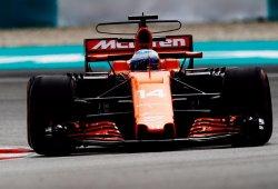 """Alonso: """"No tenemos miedo a lo que venga, el coche va bien en todas las condiciones"""""""