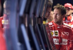Ferrari naufraga en Monza, pero Vettel confía en la recuperación