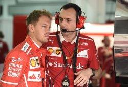 """¿Adiós al título? Vettel saldrá último: """"No sé qué ha pasado, he perdido potencia"""""""