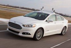 Ford y Lyft firman un acuerdo para desarrollar un coche autónomo