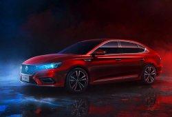 MG6 2018: desvelada la nueva generación de la berlina en China