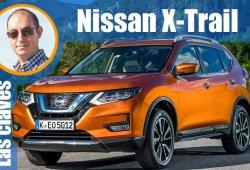 Nissan X-Trail 2017: Las 5 claves de su éxito