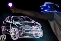 Playstation Talents, realidad virtual y el futuro de la automoción