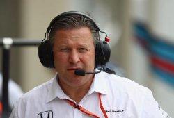 "Brown: ""Si Honda gana pareceremos estúpidos, pero nos alegra que sigan"""