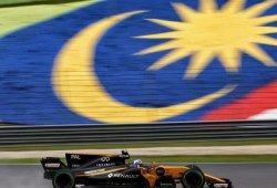 Renault arranca en Malasia instalada en mitad de parrilla