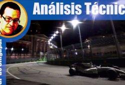 [Vídeo] Análisis técnico del GP de Singapur