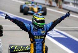 [Vídeo] GP F1 Malasia 2006: Fisichella y el último doblete de Renault