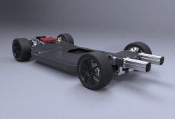 Williams FW-EVX concept: nueva plataforma eléctrica de fibra de carbono