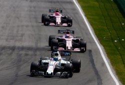 Williams y Force India estrenarán la última actualización de Mercedes en Sepang