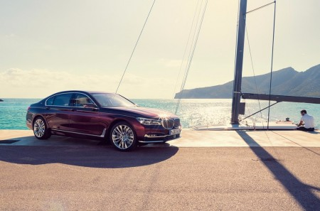 Así luce un BMW M760Li xDrive V12 Excellence inspirado por Nautor's Swan