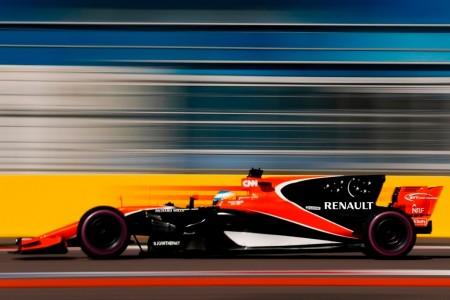 Once hombres y una misión: ganar con McLaren-Renault
